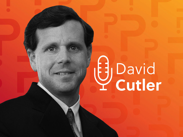 David Cutler: Can the U.S. Healthcare System Be Fixed?