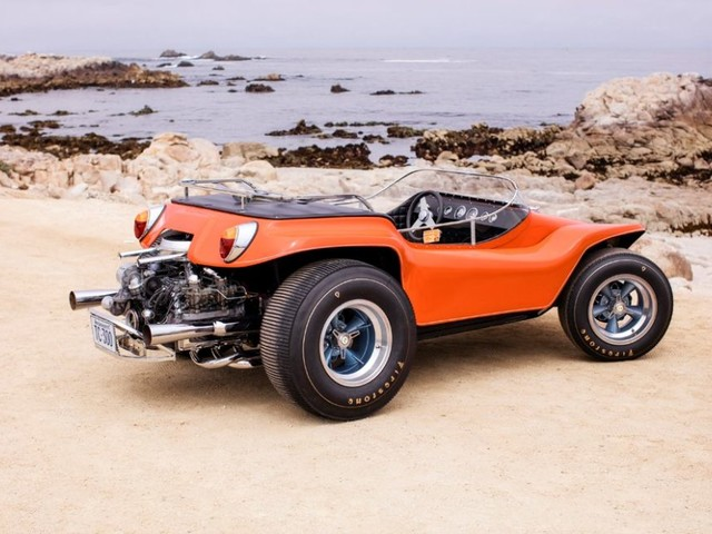 McQueen's 'Queen Manx' dune buggy, from 'The Thomas Crown Affair,' heads to auction in Florida