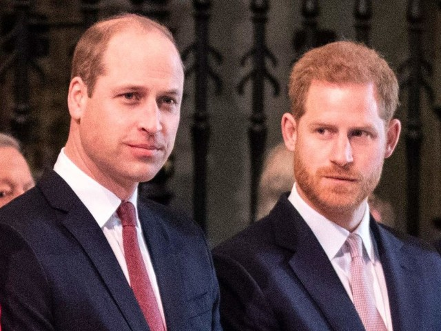 Prince William 'worried' about Prince Harry after tell-all documentary: report