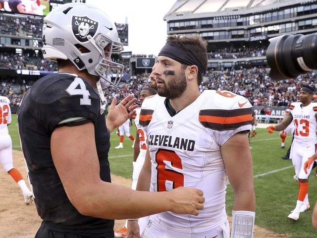Believe it or not, the Browns or Raiders can still make the playoffs