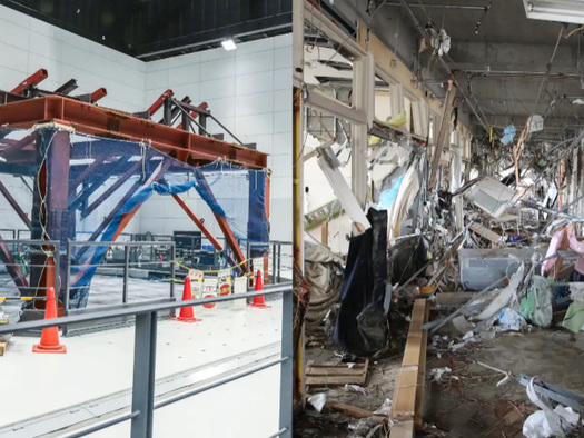 How Tokyo Is Using 1,350 Ton Pendulums To Earthquake-Proof Older Buildings