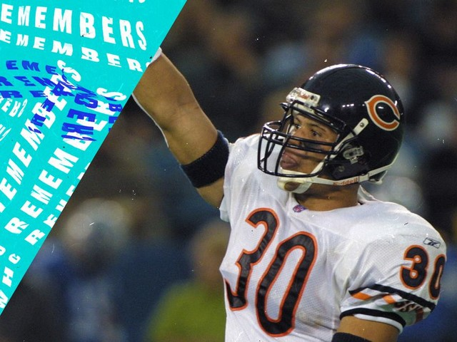 Mike Brown cemented himself in Bears history when he won back-to-back OT games