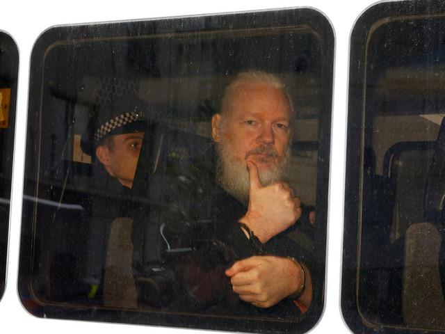 Julian Assange 'Could Die' in U.K. Jail, Doctors Warn