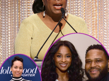Oprah Felt 'More Empowered Than Ever Before' At THR's Empowerment In Entertainment Event + Ciara, Alicia Keys, Anthony Anderson & More Show Love