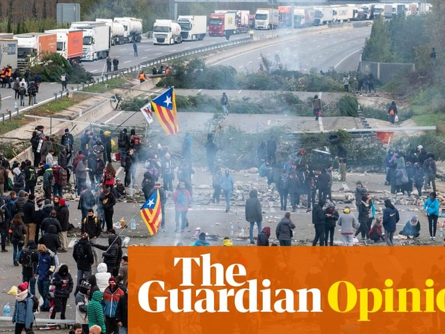The Catalan crisis is key to the rise of the Spanish far right | Umut Özkırımlı