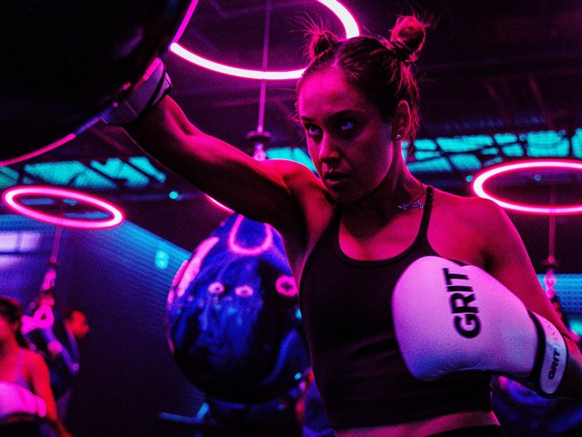 The New NYC Workout Studio GRIT BXING Will Push You To Your Limit In The Best Way