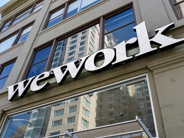 WeWork to Lay Off 2,400 Employees Worldwide