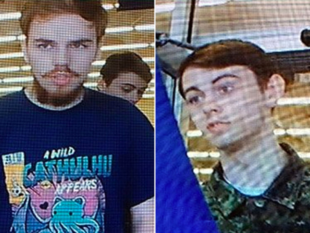 Missing teens now suspects in deaths of tourist couple in Canada