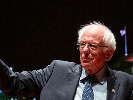 Bernie Sanders Goes 1-2-3 in Early States -- First Time Ever