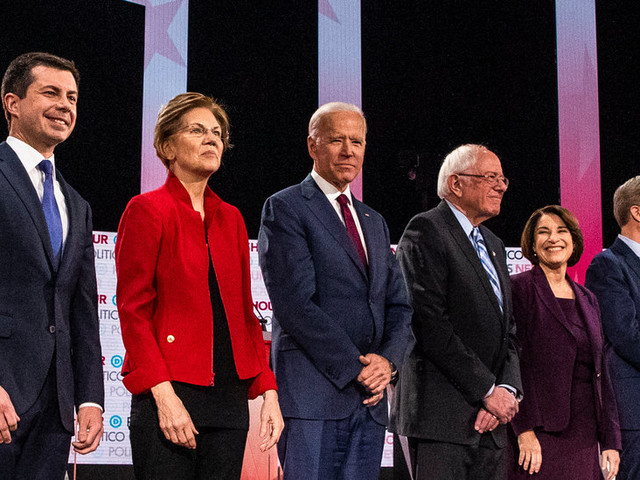 Tonight's Democratic Debate in Iowa: When It Is and What to Watch For