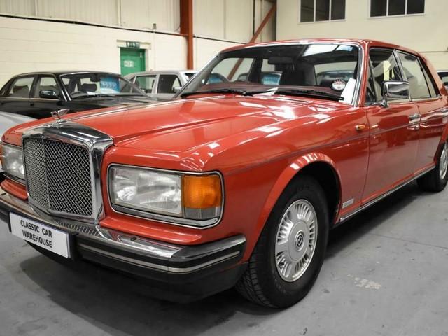 Rare Rides: A 1988 Bentley Eight, the Ace of Base