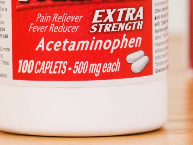 More Reasons to Avoid Acetaminophen