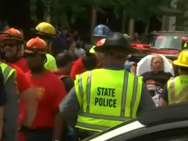 At least three dead and dozens injured as white nationalist rally leads to clashes in Virginia.