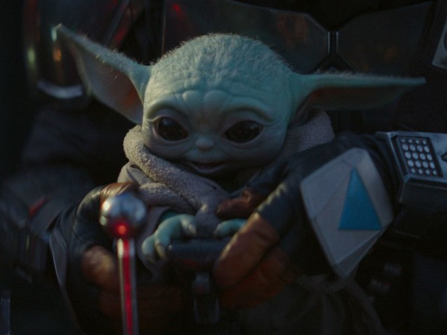 Baby Yoda is key to the Disney+ takeover
