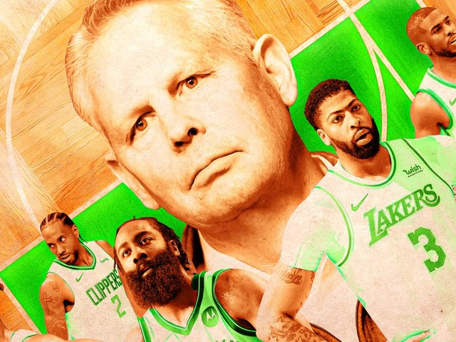 The Almost Ainge All-Stars