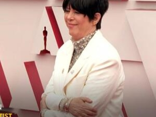 Diane Warren saves escaped cow from slaughter