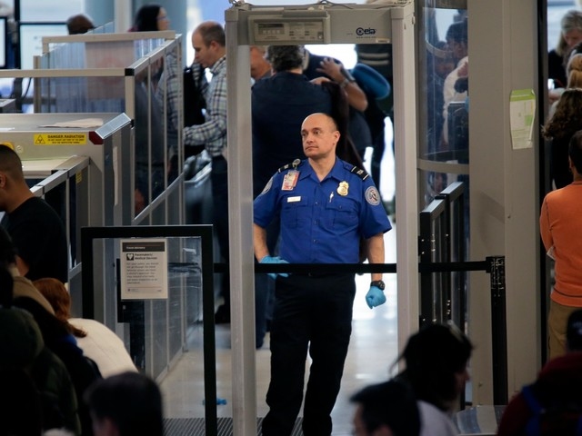 TSA body scanners may be more likely to trigger false alarms if you're black or overweight