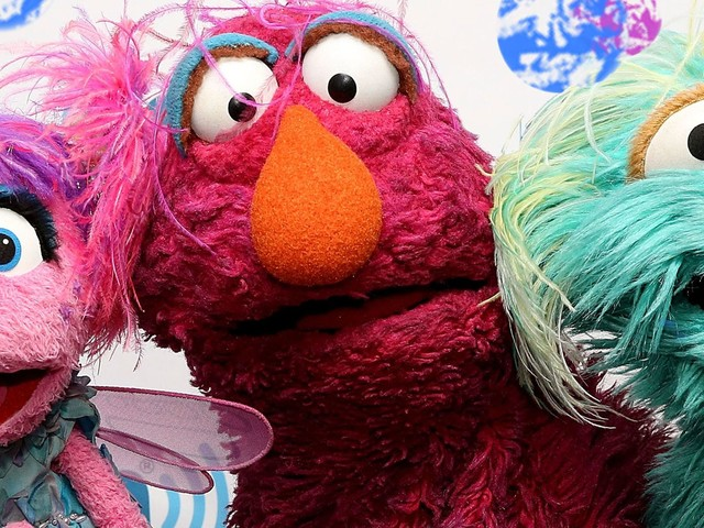 This New Muppet Promotes Gender Equality