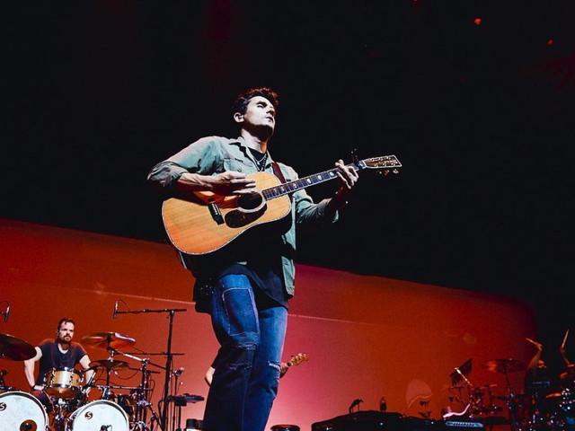 John Mayer Debuts Bruce Springsteen Cover In Dublin