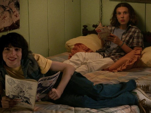"""Finn Wolfhard Is as Excited as We Are About Stranger Things Season 4: """"It Feels Like Home"""""""