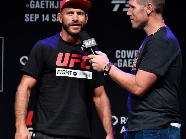 Donald Cerrone shoots down injury rumors ahead of UFC 246: 'I'm good'