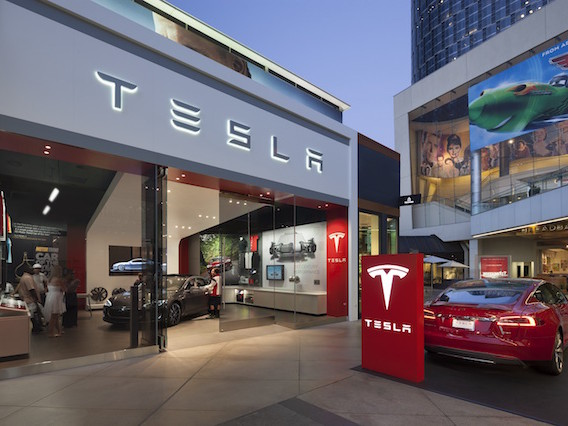 Tesla Will Start Manufacturing Cars In China