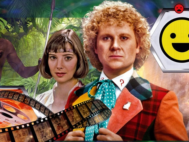 Sixth Doctor and Peri box set - currently due for release Aug 2020