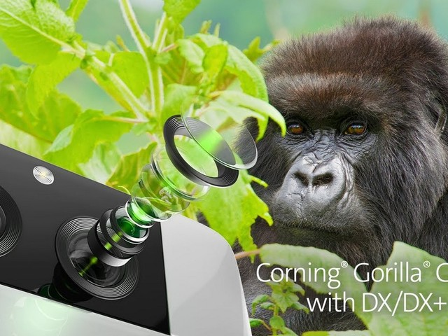 Corning Will Be Bringing Its Gorilla Glass To Smartphone Cameras