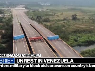 Western Media Fall In Lockstep For Cheap Trump/Rubio Venezuela Aid PR Stunt