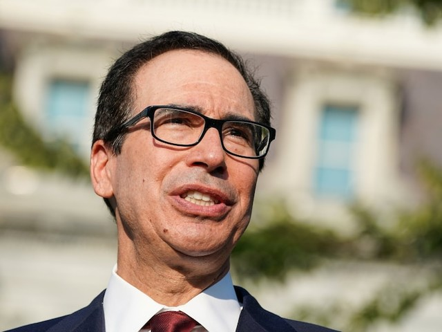 US Treasury Secretary Mnuchin is reportedly open to relaxing bank regulations born from the 2008 financial crisis