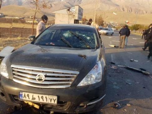 "Iran Accuses Israel Of SeekingTo Provoke ""Full-Blown War"" With Brazen Assassination"