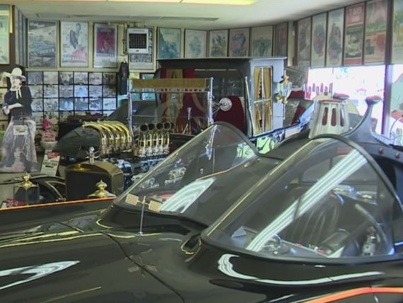 TV Show Car Customizer's Collection Of Hollywood Memorabilia To Go On Sale