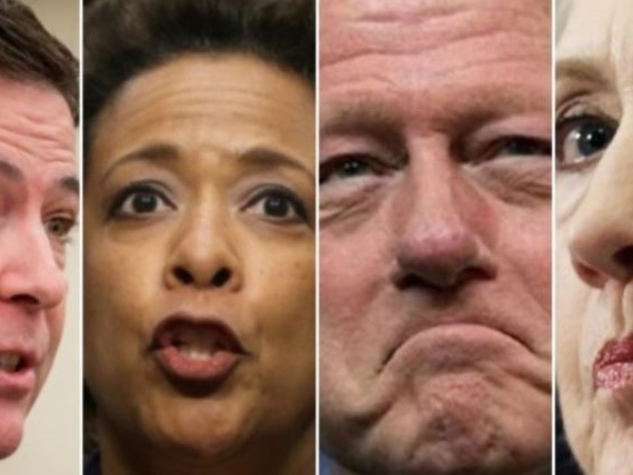 Judicial Watch: FBI Finds More Docs On Clinton-Lynch Tarmac Meeting; Needs 6 Weeks To Turn Them Over