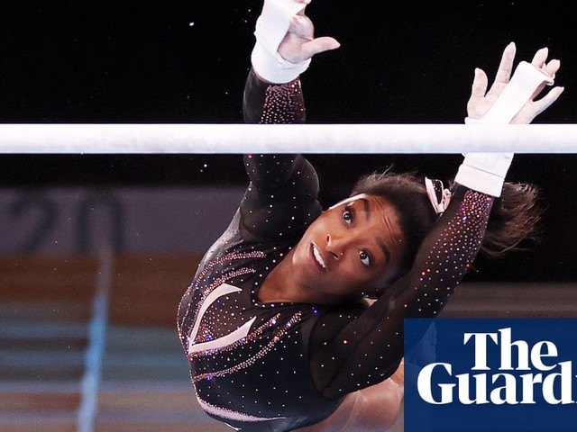 Simone Biles' desire to innovate is frustrated by her own insular sport   Tumaini Carayol