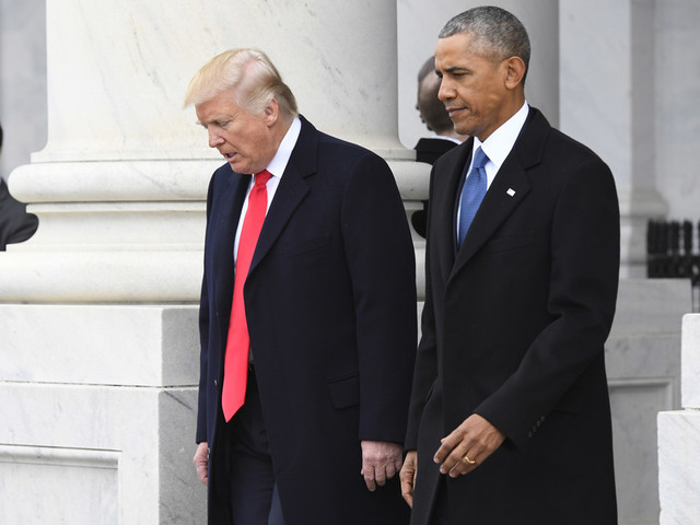Presidential rankings are in! Political scientists rate Trump as the worst in history, Obama soars