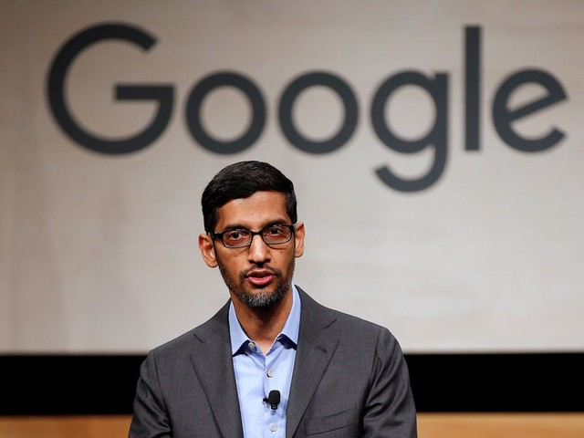 Google CEO Sundar Pichai's salary was just raised to $2 million, but he's set up to make at least $240 million more if he sticks around and the company hits its targets (GOOG)