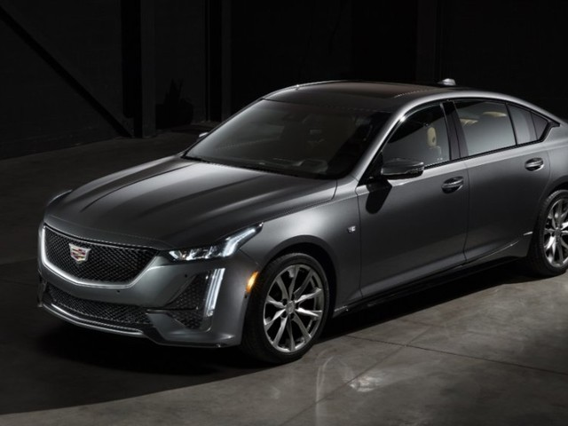 Cadillac is expanding its Super Cruise self-driving offering with the all-new CT5 sedan (GM)