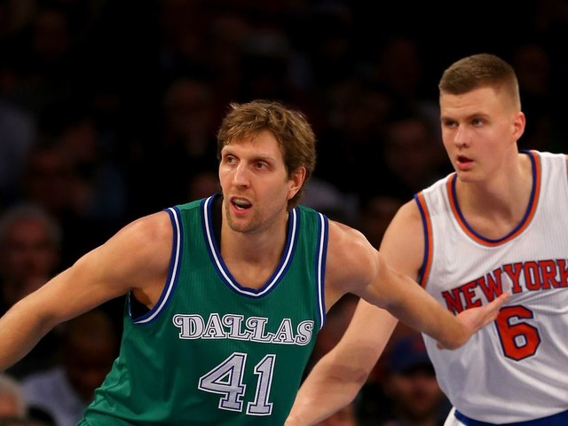Everything you need to know about the stunning Kristaps Porzingis trade