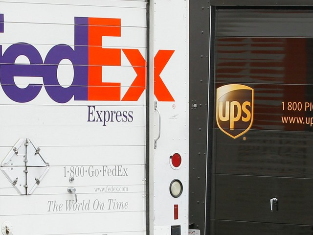 FedEx ending its contract with Amazon for express deliveries in the US is good news for UPS, according to analysts