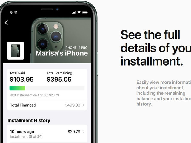 Apple Card Now Lets You Get A 24-Month Interest-Free iPhone Installment Plan