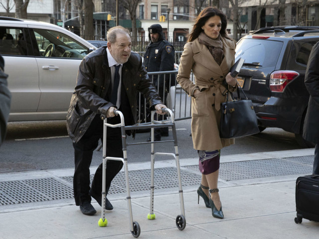 Opening statements set for Harvey Weinstein trial in New York City