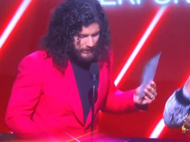 Jorge Masvidal Has a Hilarious Response to His Lookalike Winning a Grammy Award