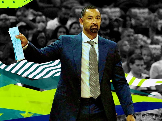 Michigan's transformational hire of Juwan Howard is a risk worth taking