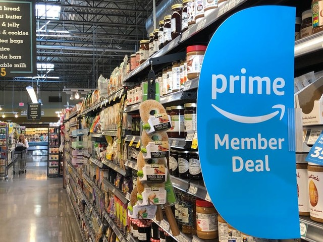 Amazon reportedly has an ambitious plan to change the way we grocery shop — here's what we know about it so far (AMZN)