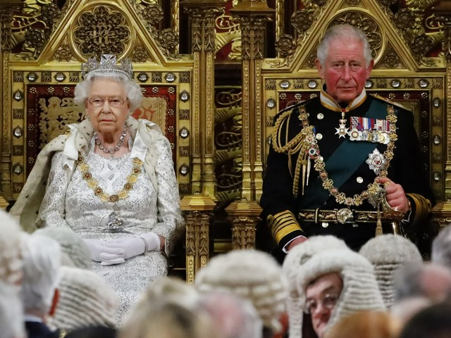 If the Queen isn't abdicating, is a Prince Charles Regency in the cards?