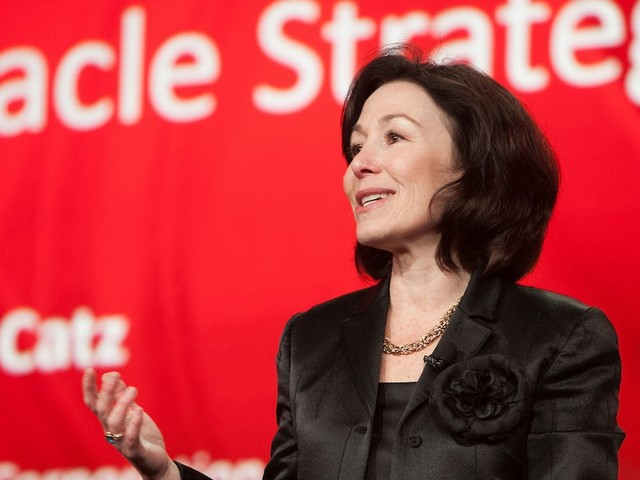 Oracle must decide quickly if Safra Catz really needs an exec to step up as her new co-CEO (ORCL)