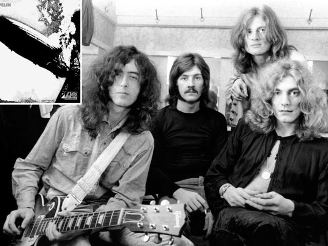 How Led Zeppelin turned tragedy into an iconic album cover