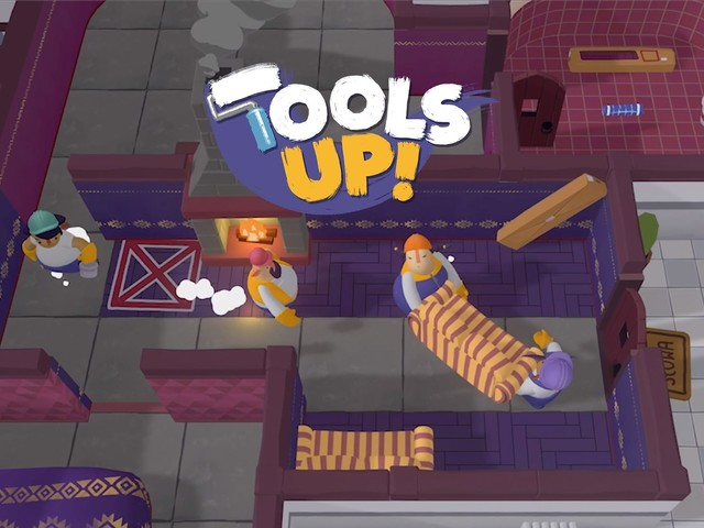 Tools Up! Is Now Available For Xbox One
