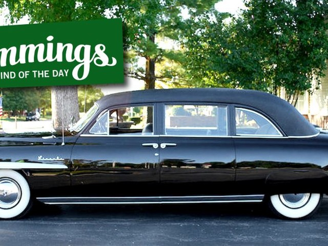 Hemmings Find of the Day: Harry Truman's 1950 Lincoln Cosmopolitan Presidential Limousine