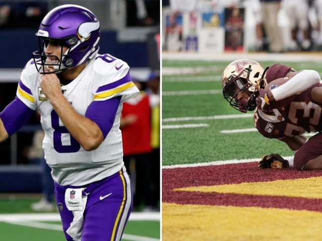 Gophers and Vikings: How two defensive stops changed the narrative